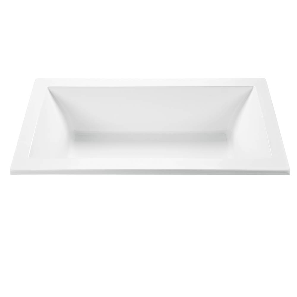 MTI Baths Undermount Soaking Tubs item S106-AL-UM