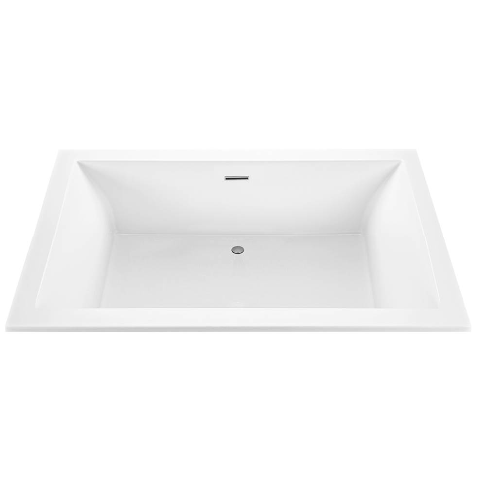 MTI Baths Undermount Air Whirlpool Combo item AW108-AL-UM