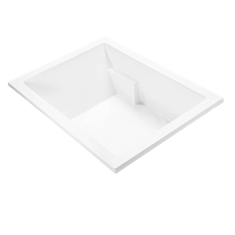 MTI Baths Undermount Soaking Tubs item S114-WH-UM