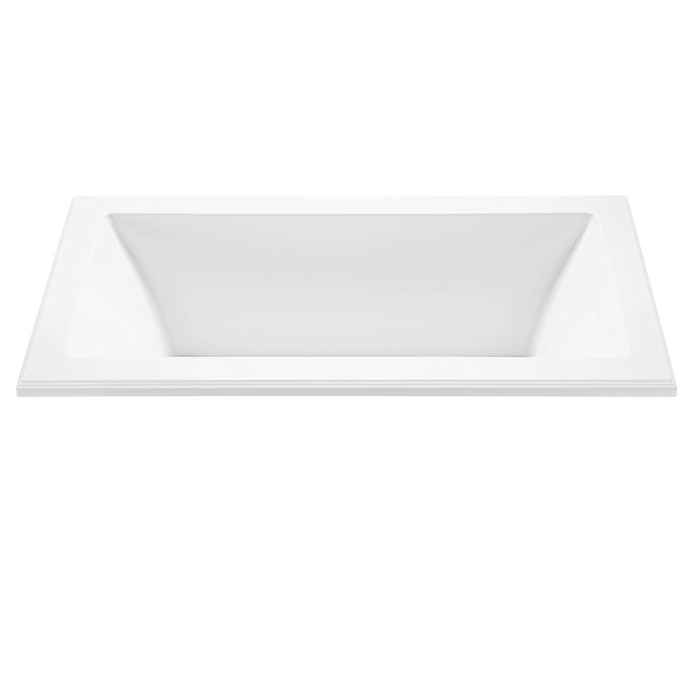 MTI Baths Undermount Air Whirlpool Combo item AU135-AL-UM