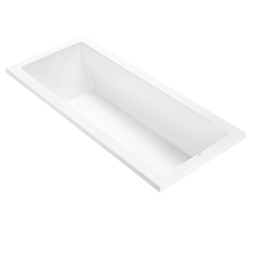 MTI Baths Undermount Air Whirlpool Combo item AU92-WH-UM