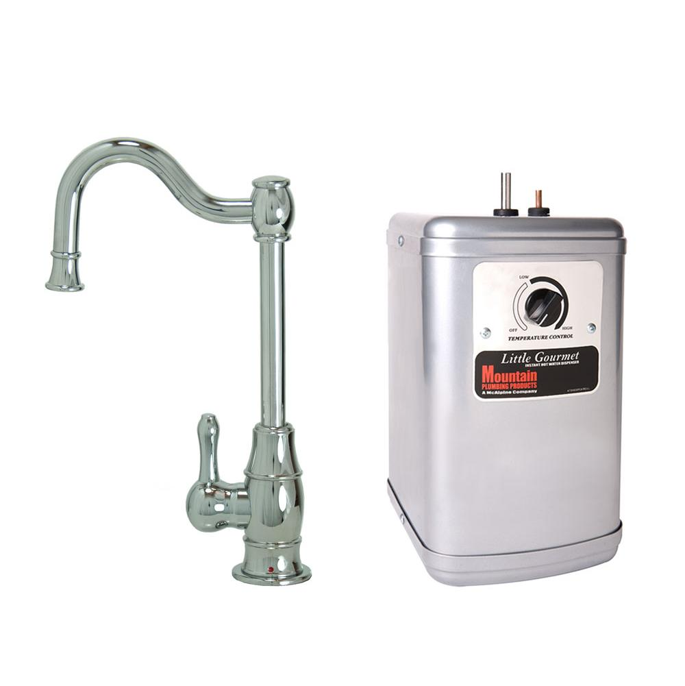 Mountain Plumbing Hot Water Faucets Water Dispensers item MT1870DIY-NL/PVDBRN