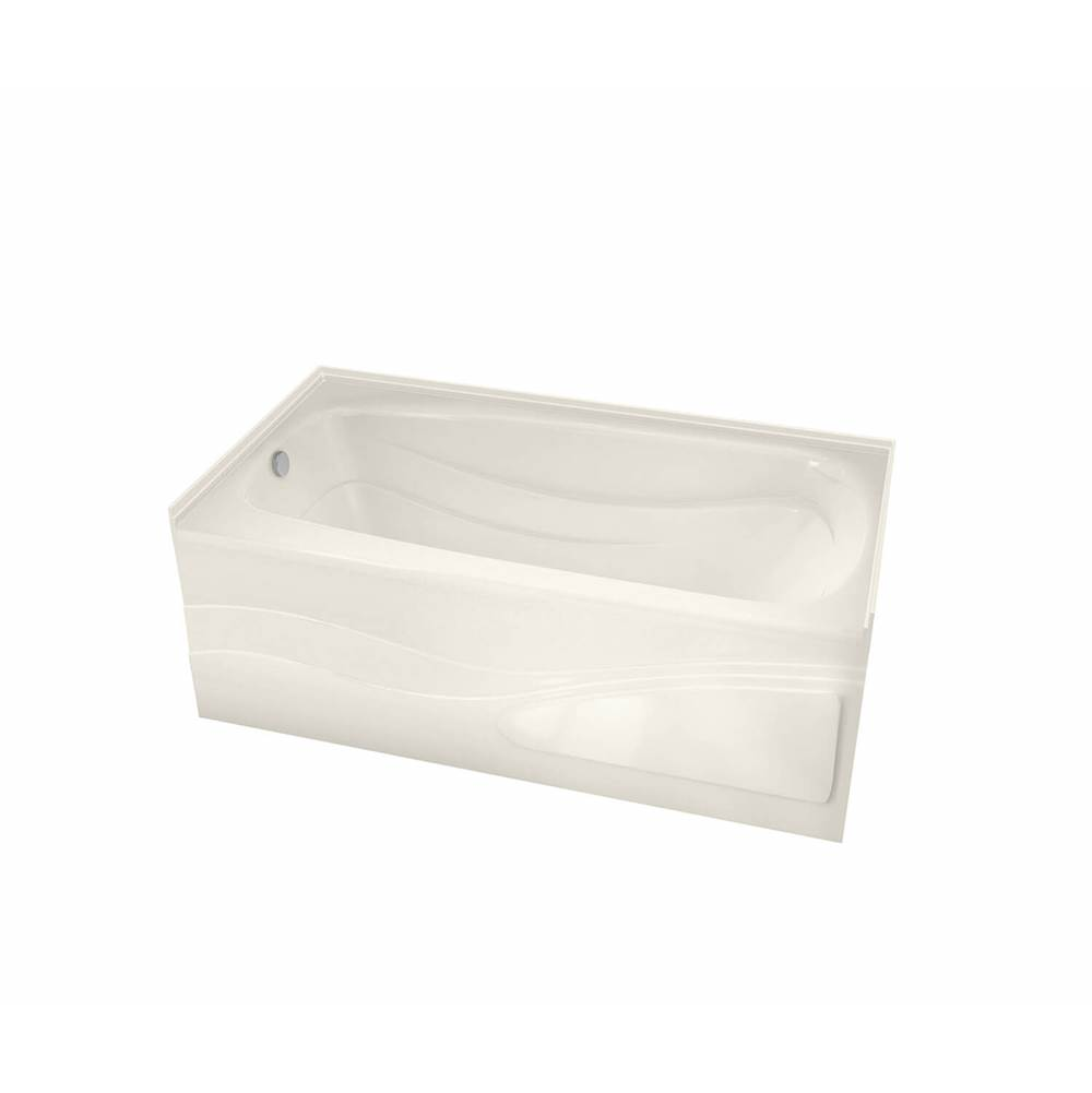 Maax Three Wall Alcove Soaking Tubs item 102202-R-000-007