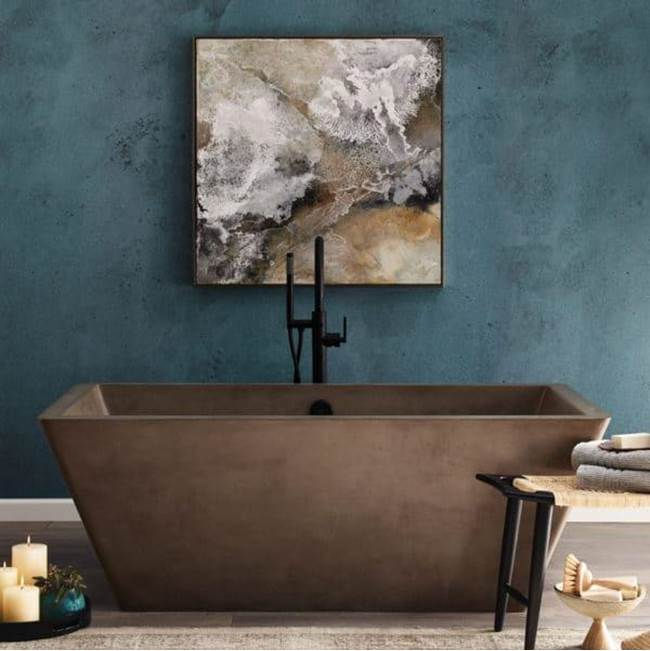 Native Trails Free Standing Soaking Tubs item NST6634-E