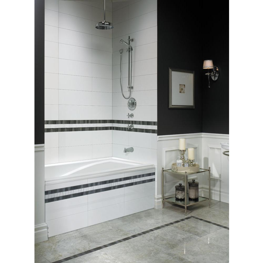 Neptune Three Wall Alcove Air Bathtubs item 15.11712.000020.10