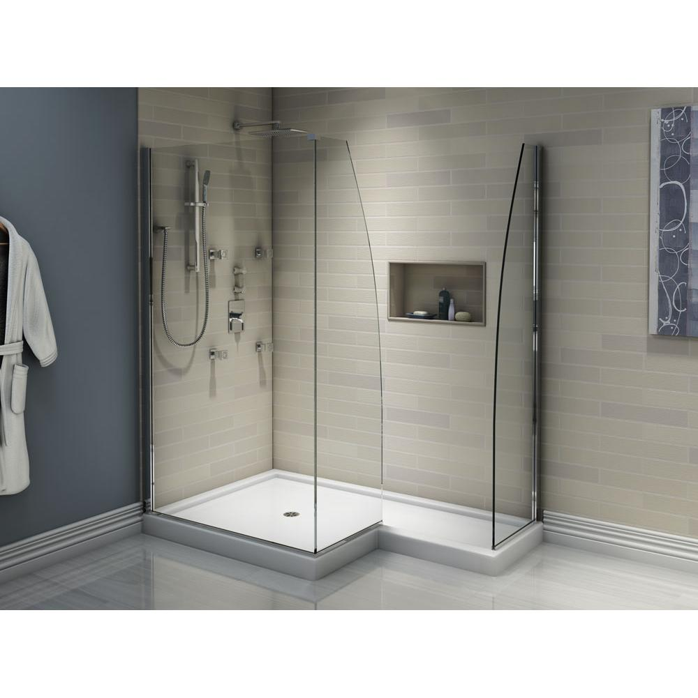 Shower Door Shower Doors Contemporary Decorative Plumbing Supply