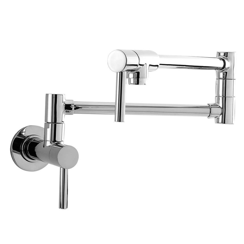 Kitchen Pot Filler Faucets | Decorative Plumbing Supply - San Carlos ...