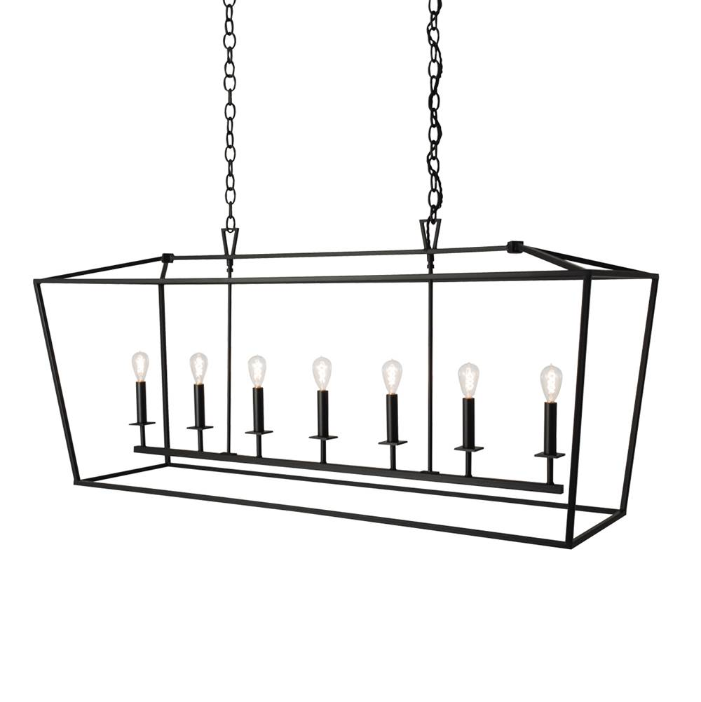 Norwell Linear Chandeliers Chandeliers item 1083-PN-NG