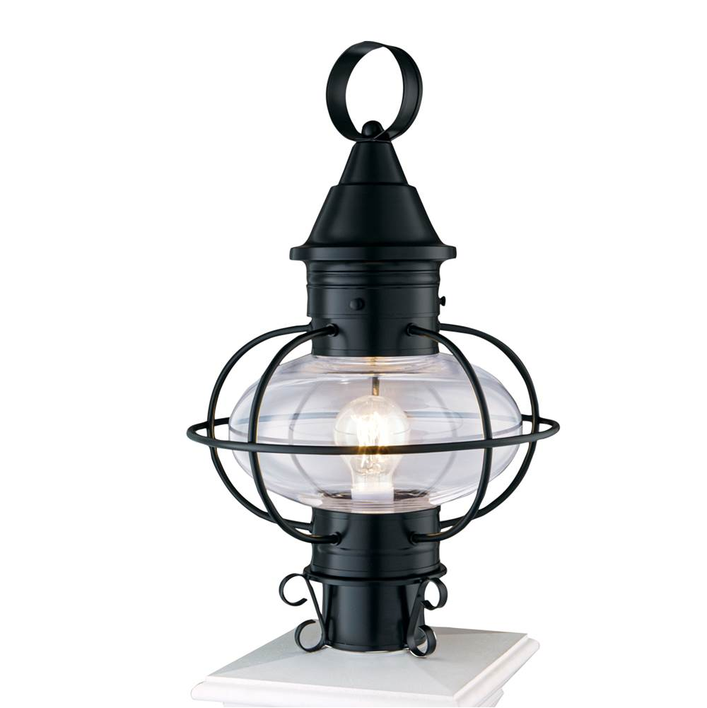 Norwell Post Outdoor Lights item 1611-BL-CL