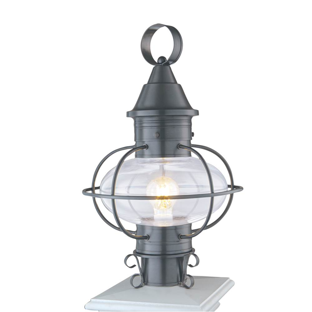 Norwell Post Outdoor Lights item 1611-GM-CL