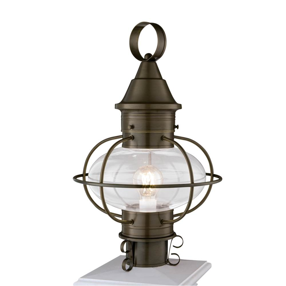 Norwell Post Outdoor Lights item 1611-SI-CL