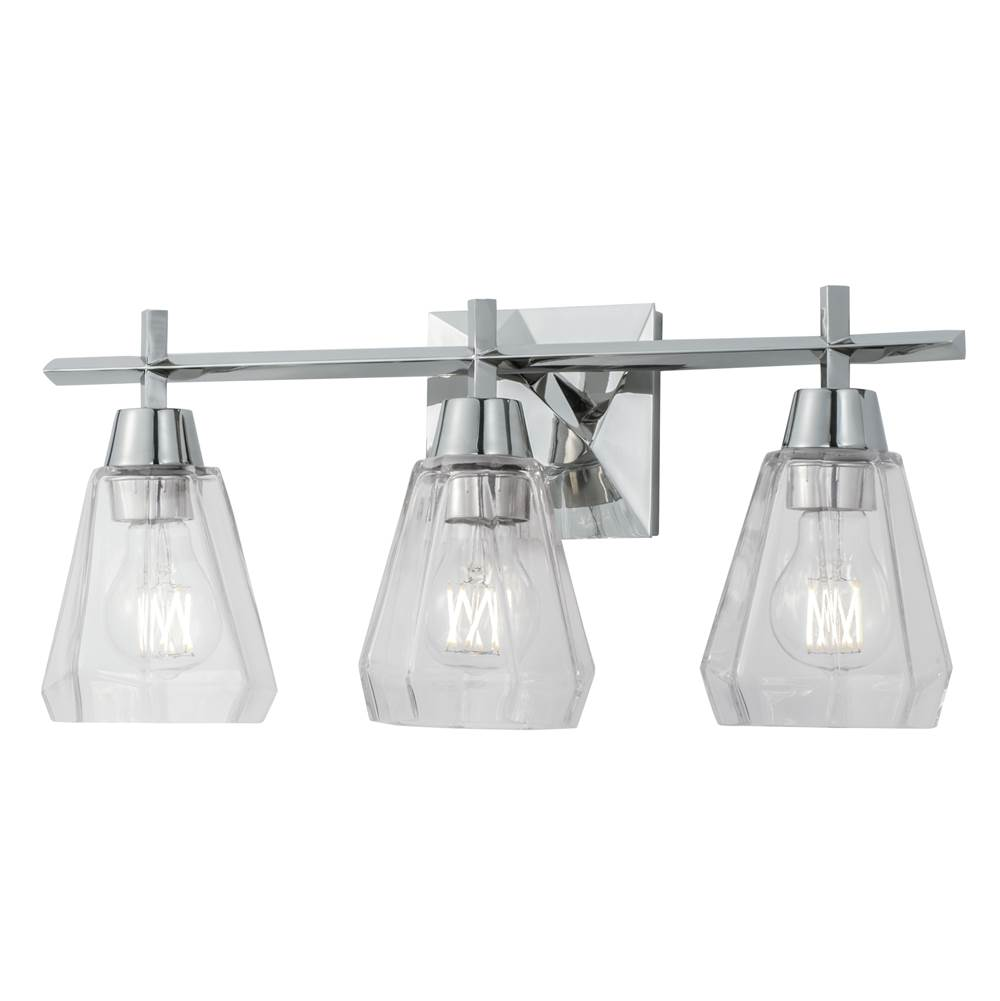 Norwell Sconce Wall Lights item 8283-PN-CL