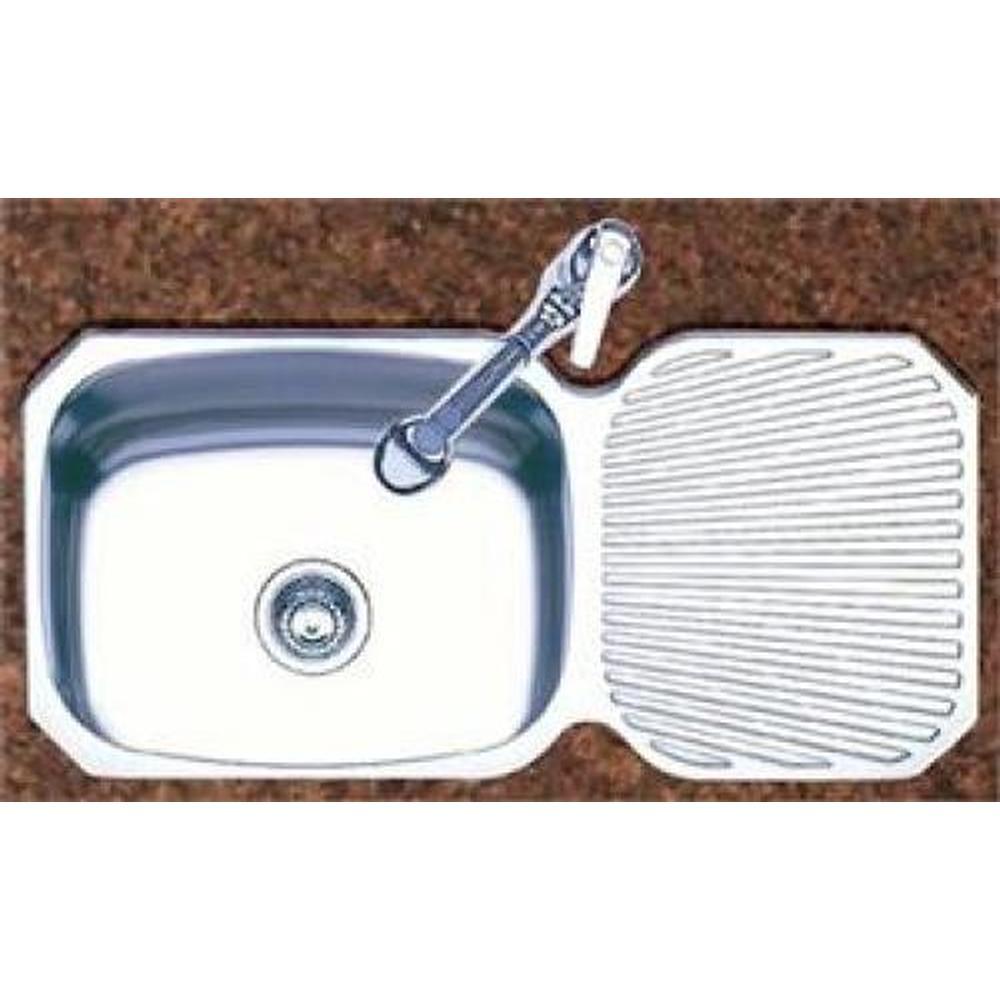 Oliveri Kitchen | Decorative Plumbing Supply - San Carlos California