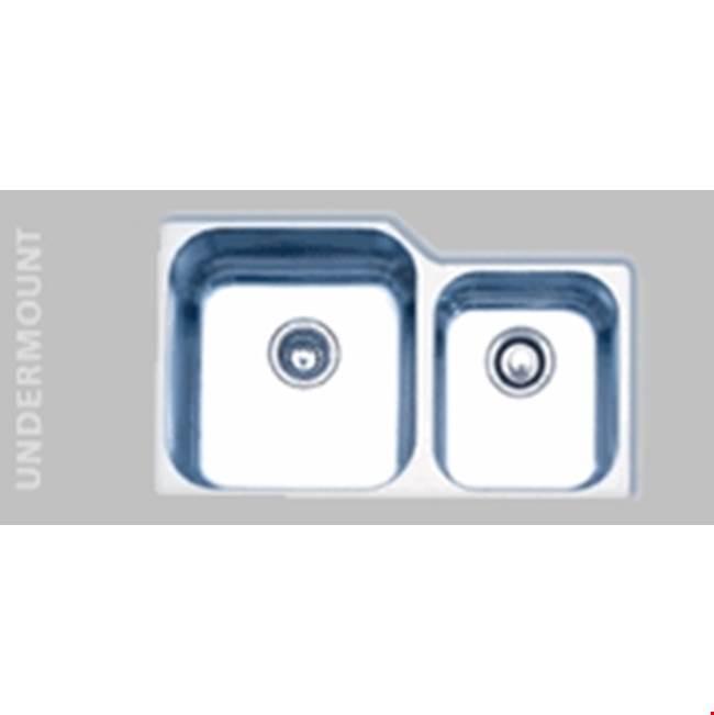 Oliveri Kitchen Sinks Undermount | Decorative Plumbing Supply - San ...