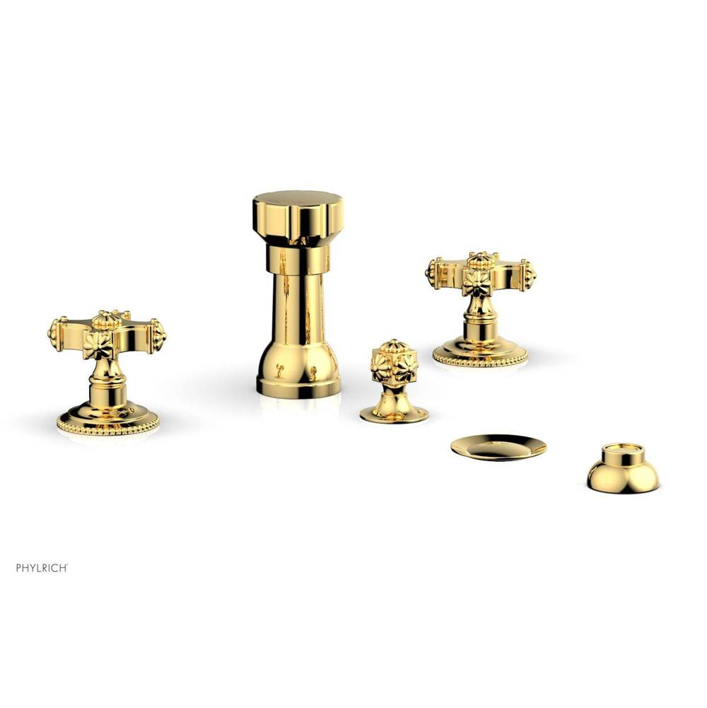 Phylrich Sets Bidet Faucets item 162-60/026