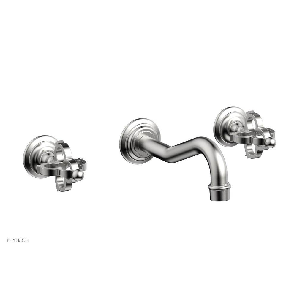 Phylrich Wall Mounted Bathroom Sink Faucets item 163-11/26D