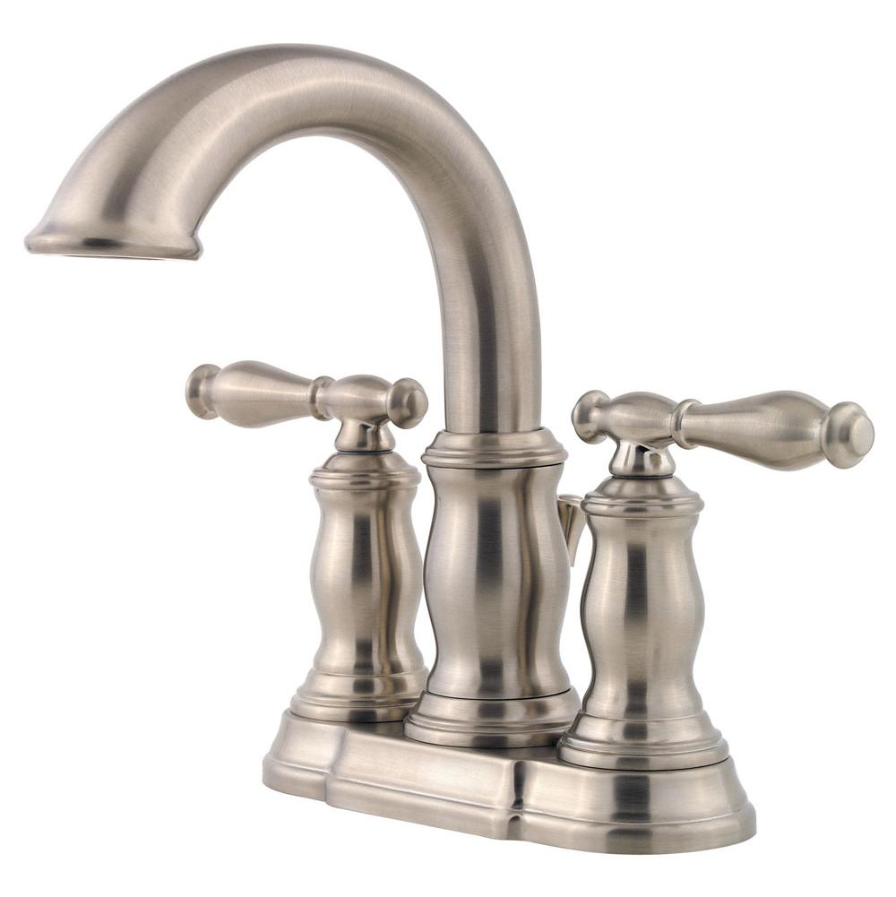 Faucets Bathroom Sink Faucets Centerset | Decorative Plumbing Supply ...