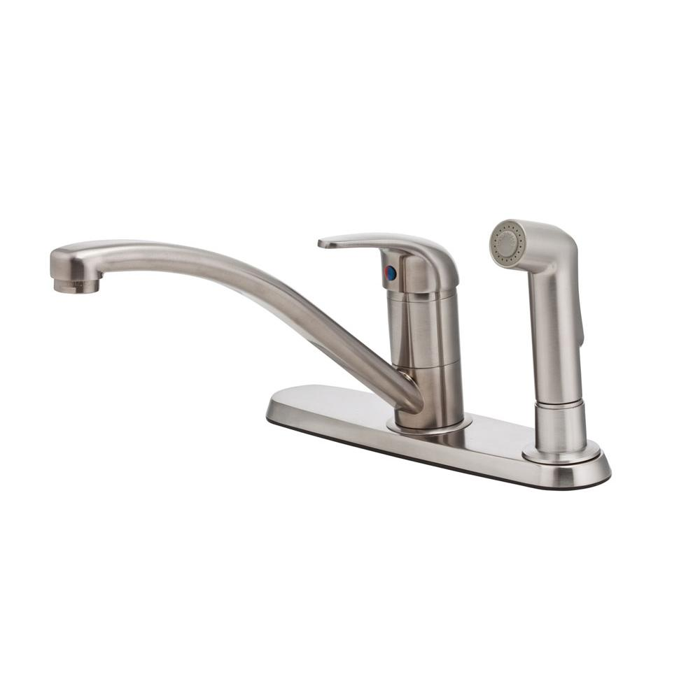 Pfister Deck Mount Kitchen Faucets item G134-600S
