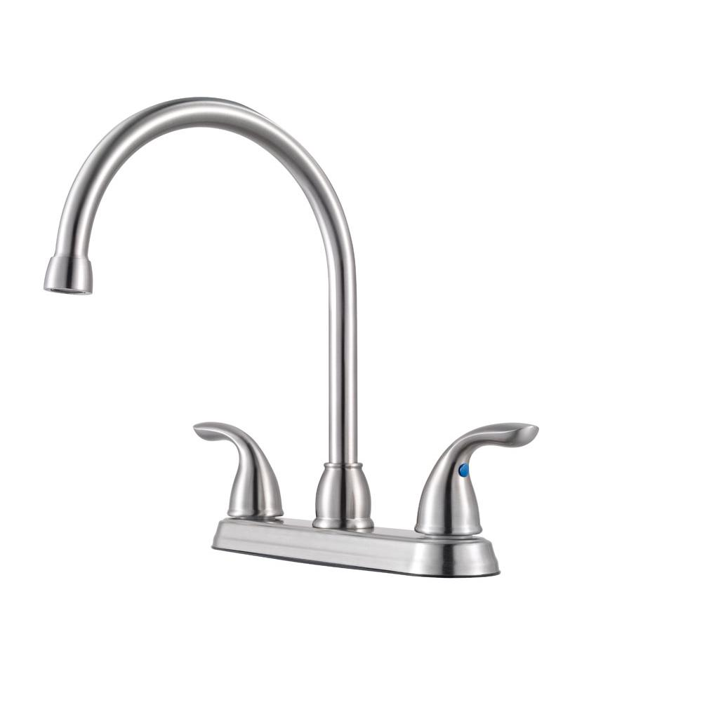 Pfister Deck Mount Kitchen Faucets item G136-200S