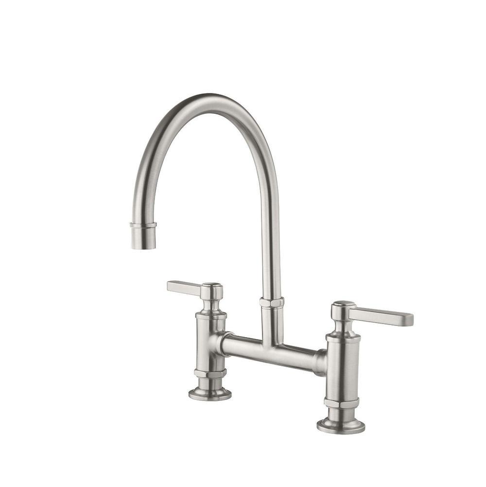 Pfister Kitchen Faucets Bridge | Decorative Plumbing Supply ...