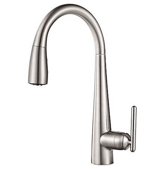 Pfister Single Hole Kitchen Faucets item GT529-FLS
