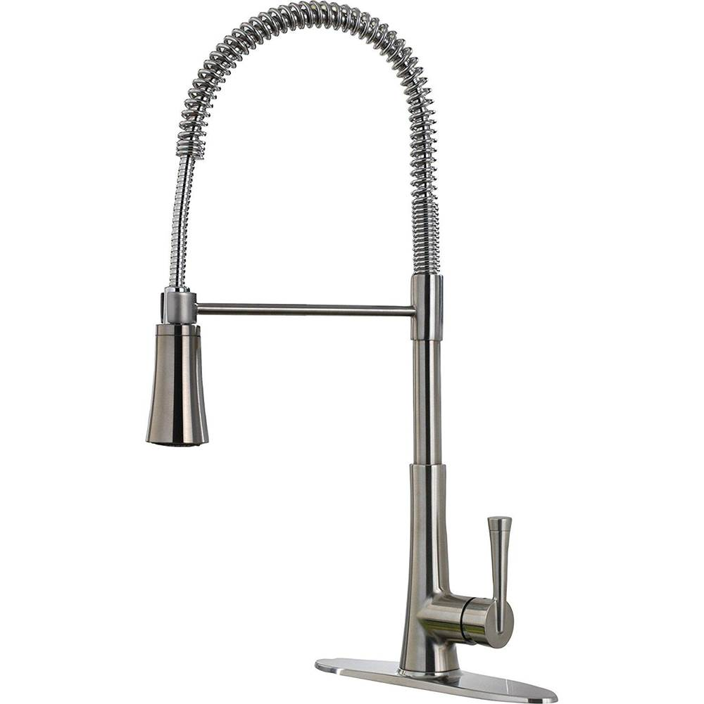 Pfister Single Hole Kitchen Faucets item LG529-MCS