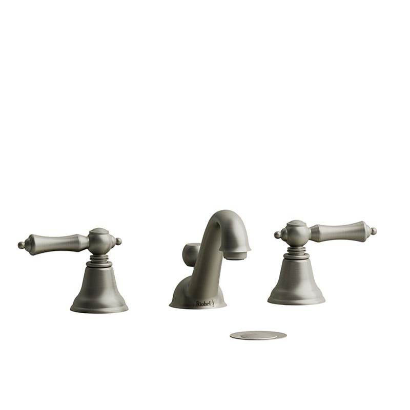 Riobel Widespread Bathroom Sink Faucets item GN08LBN