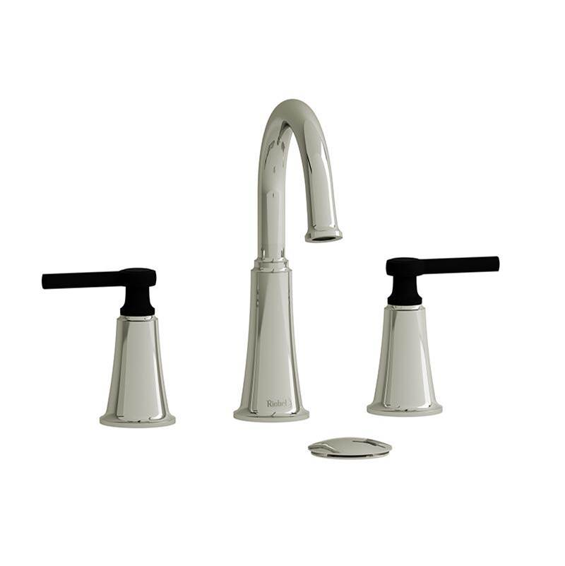 Riobel Widespread Bathroom Sink Faucets item MMRD08LPNBK