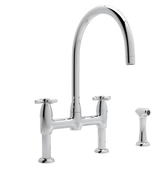 Rohl Bridge Kitchen Faucets item U.4272X-APC-2