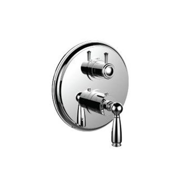 Santec Thermostatic Valve Trims With Integrated Diverter Shower Faucet Trims item 7099EY28-TM