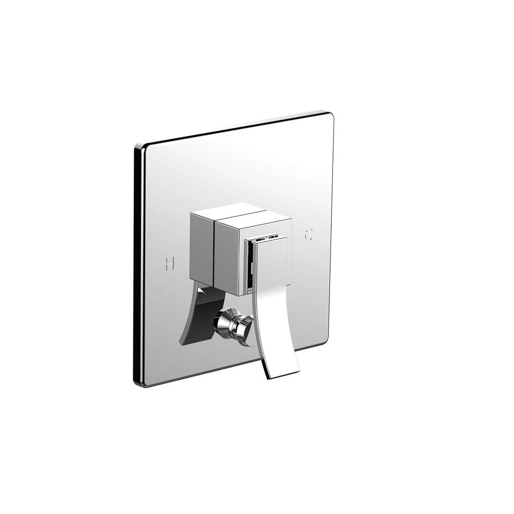 Santec Pressure Balance Trims With Integrated Diverter Shower Faucet Trims item 9935CU54-TM