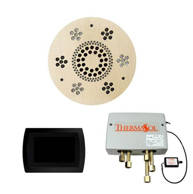 ThermaSol Digital Shower Packages Digital Showers item WSPSR-SB