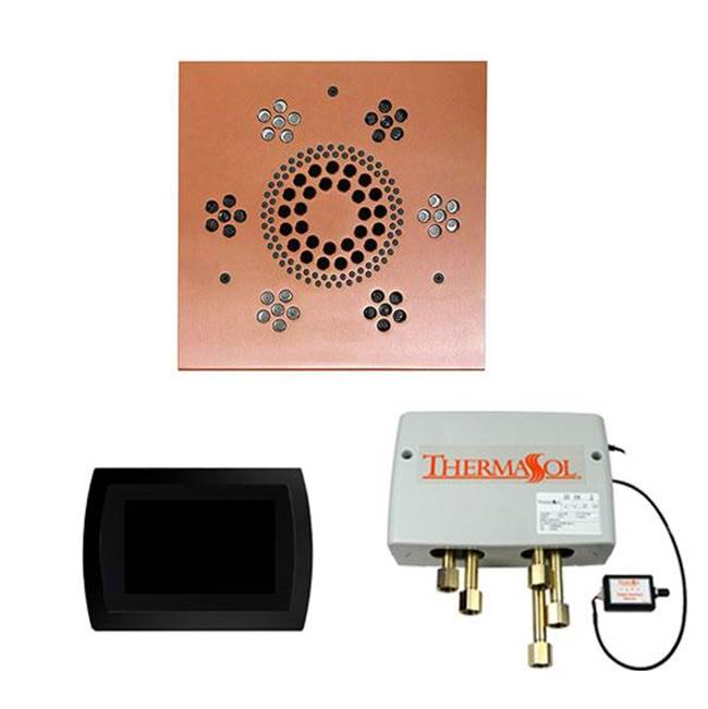 ThermaSol Digital Shower Packages Digital Showers item WSPSS-COP