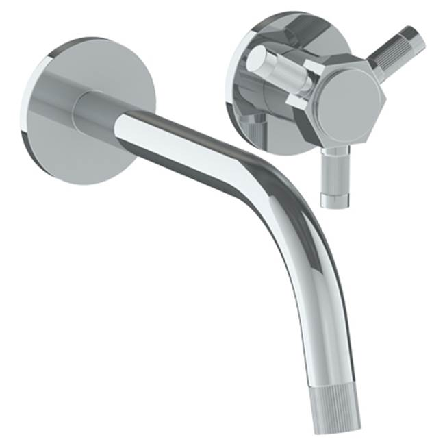 Watermark Wall Mounted Bathroom Sink Faucets item 111-1.2-SP5-PVD