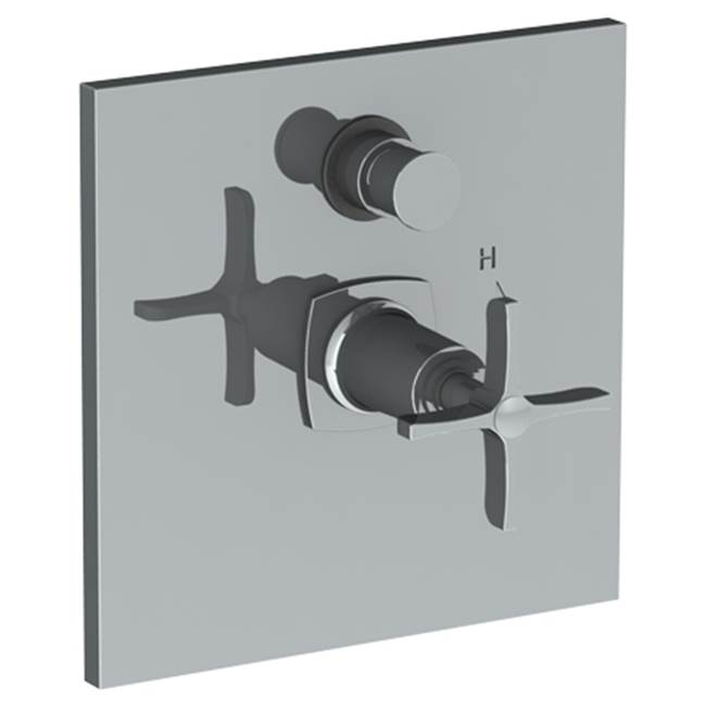 Watermark Pressure Balance Trims With Integrated Diverter Shower Faucet Trims item 115-P90-MZ4-EL