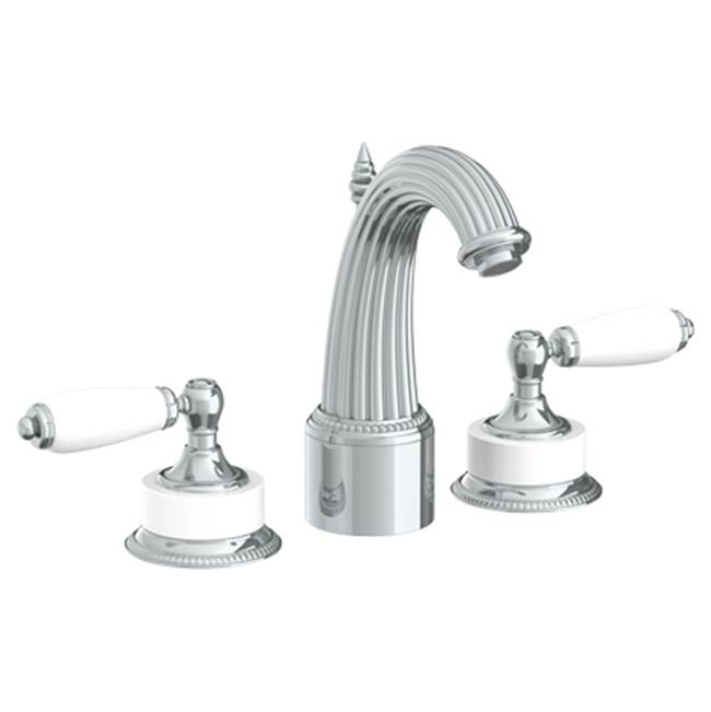 Watermark Deck Mount Bathroom Sink Faucets item 180-2X-DD-EL