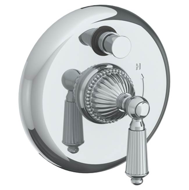 Watermark Pressure Balance Trims With Integrated Diverter Shower Faucet Trims item 180-P90-U-APB