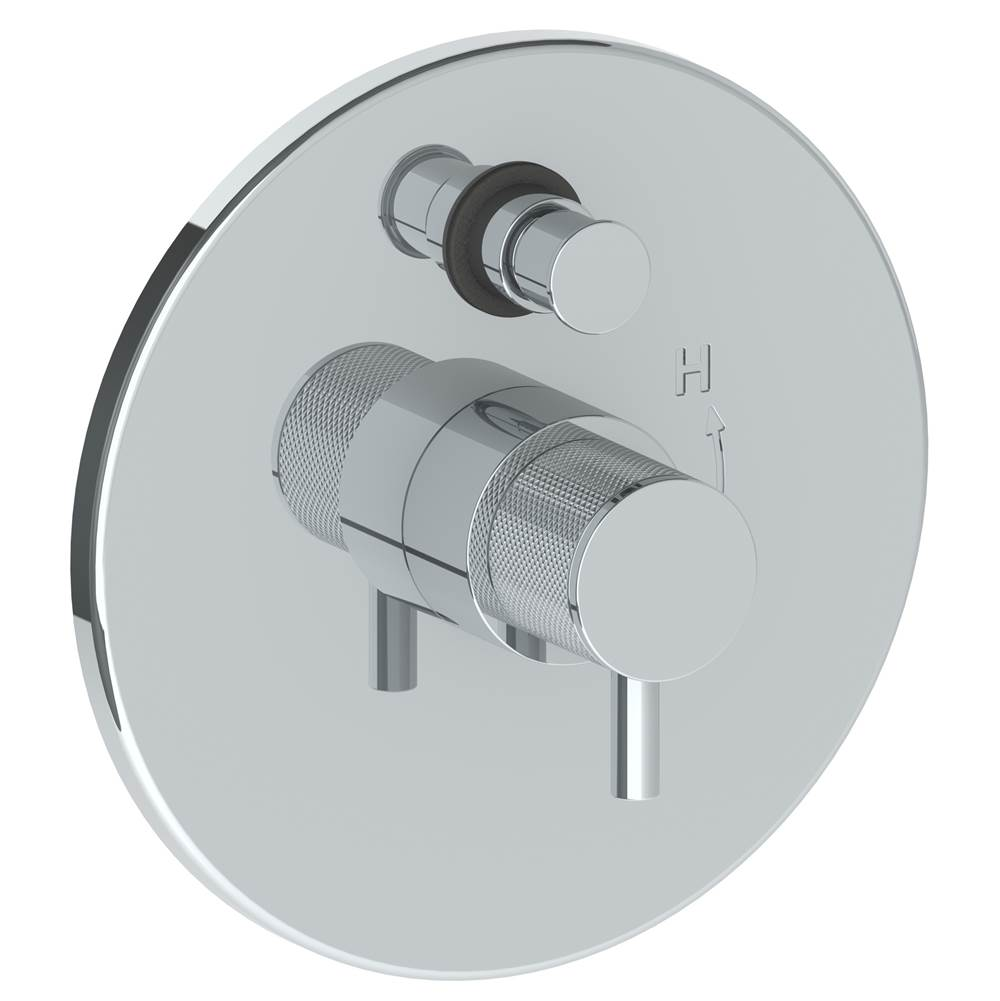 Watermark Pressure Balance Trims With Integrated Diverter Shower Faucet Trims item 22-P90-TIC-GP