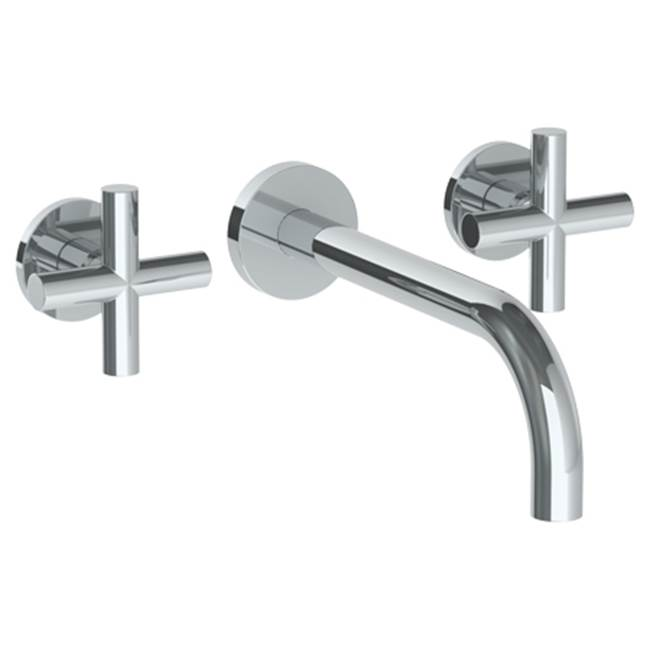 Watermark Wall Mounted Bathroom Sink Faucets item 23-2.2M-L9-GM
