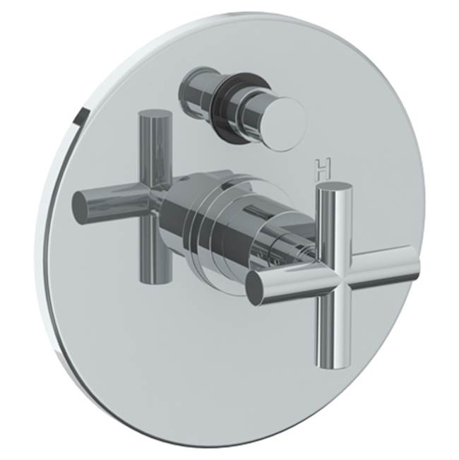 Watermark Pressure Balance Trims With Integrated Diverter Shower Faucet Trims item 23-P90-L9-GP