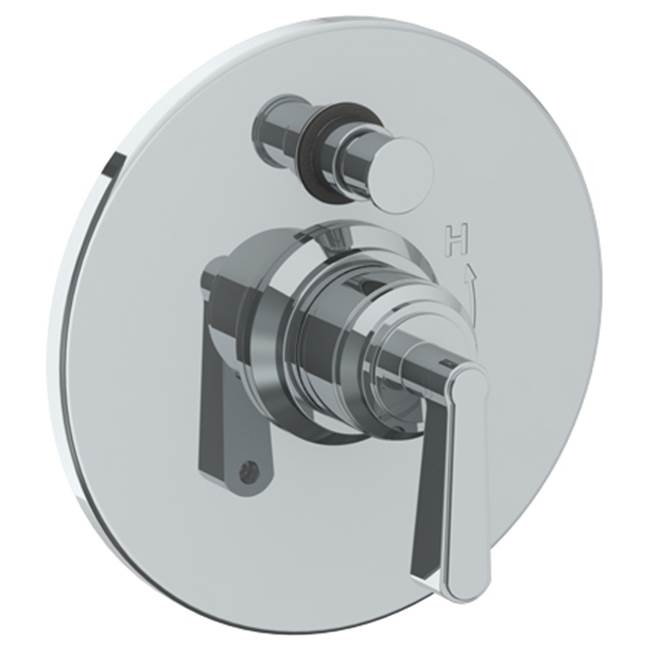 Watermark Pressure Balance Trims With Integrated Diverter Shower Faucet Trims item 29-P90-TR14-SEL