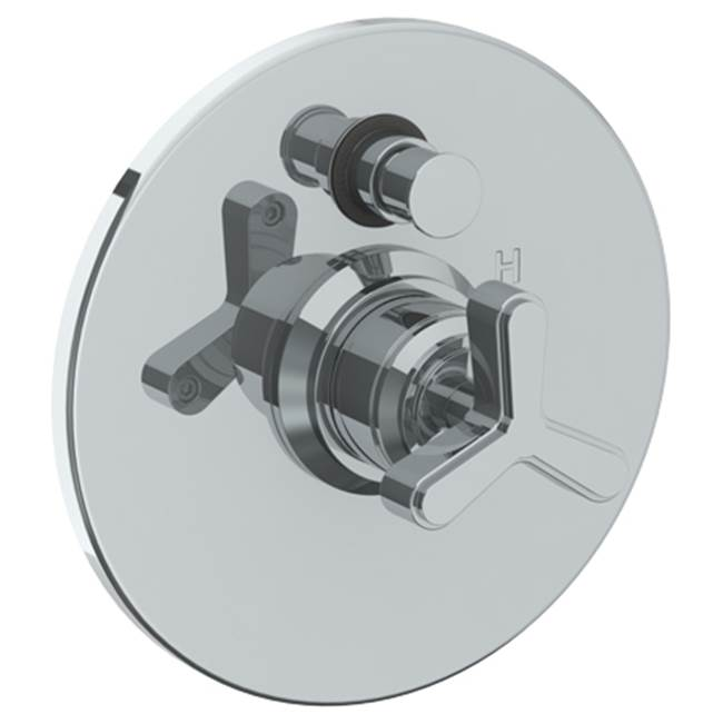 Watermark Pressure Balance Trims With Integrated Diverter Shower Faucet Trims item 29-P90-TR15-PCO