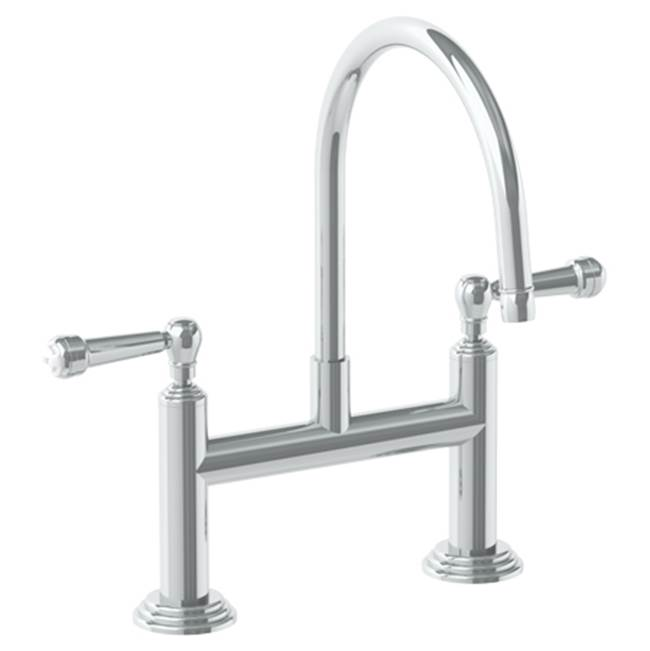 Watermark Bridge Kitchen Faucets item 321-7.52-S2-AGN