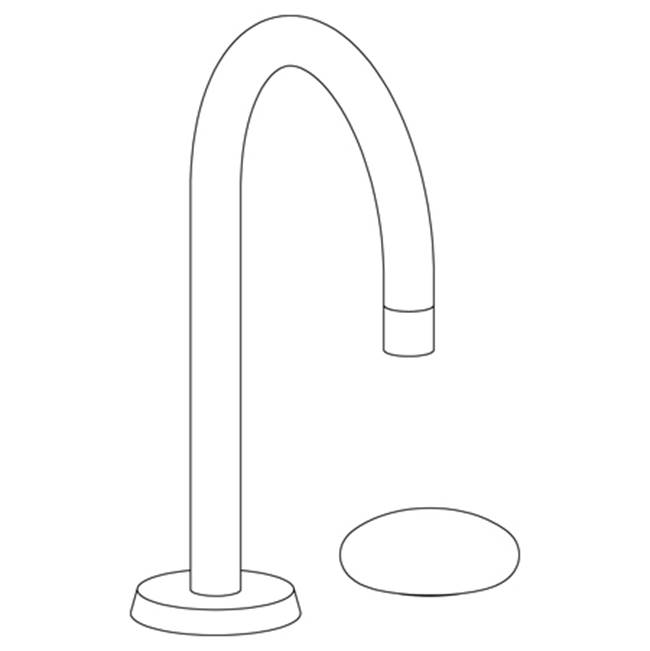 Watermark Deck Mount Bathroom Sink Faucets item 36-1.3-HL-PG