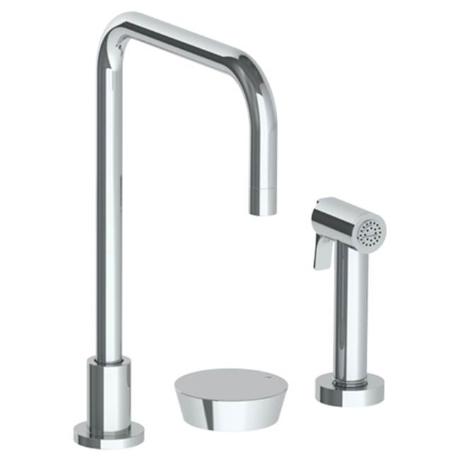 Watermark Deck Mount Kitchen Faucets item 36-7.1.3A-BL1-APB