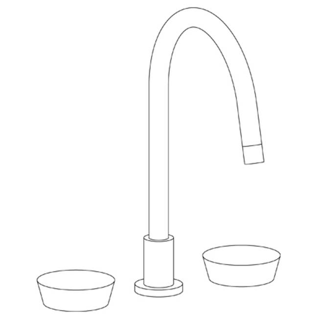 Watermark Deck Mount Kitchen Faucets item 36-7G-HO-GM