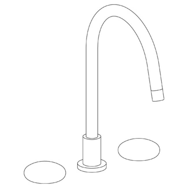 Watermark Deck Mount Kitchen Faucets item 36-7G-HD-APB