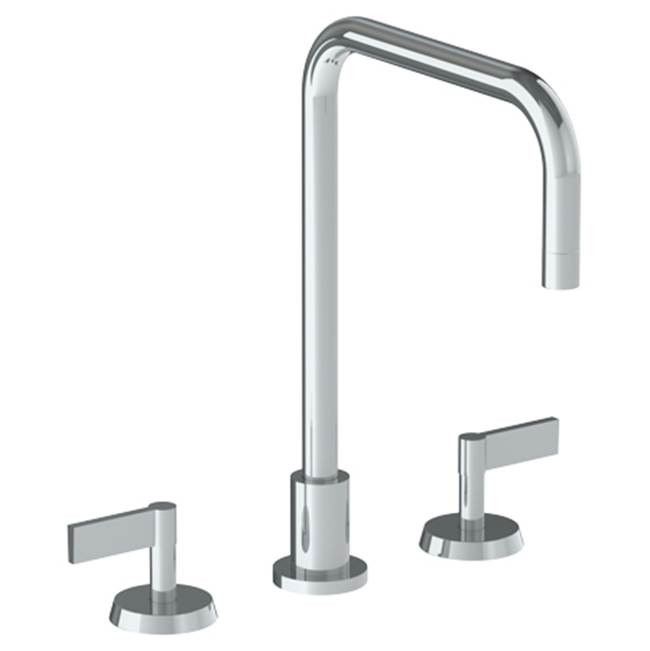 Watermark Deck Mount Kitchen Faucets item 37-7-BL2-SN