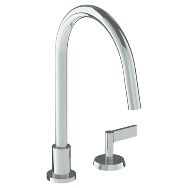 Watermark Deck Mount Kitchen Faucets item 37-7.1.3G-BL2-APB
