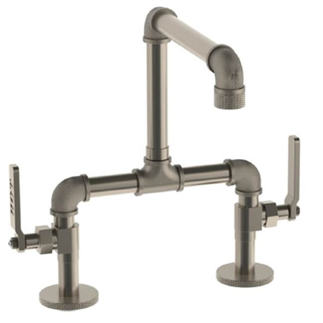 Watermark Bridge Kitchen Faucets item 38-7.5-___-EV4-APB